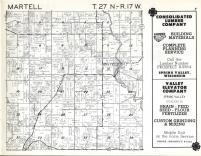 Martell T27N-R17W, Pierce County 1960